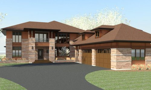 Rendered Front View-2